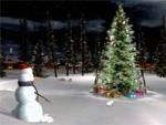 Download: Christmas Eve 3D Screensaver