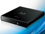 Sony Launches Slim External BD Rewriteable Drive