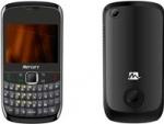 Mercury Launches BIZ2 QWERTY Phone