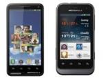 Motorola Announces MOTOLUXE and DEFY Mini