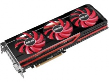 Asus Radeon HD 7990 Dual-GPU Graphics Card Introduced