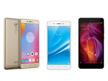 Battle Of The Budget Phones: Redmi 4 Vs Lenovo K6 Note Vs Vivo Y55L