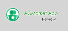 ACMarket AppStore is the PlayStore Alternative