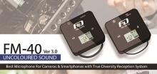 PhotoMarket launches mini wireless microphone FM40 in India at Rs 8,999