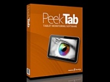 PeekTab Lets You Spy On The Tablets Of Your Employees, Loved Ones
