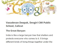 Doodle 4 Google India 2012 Winners Announced