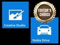 Review: Nokia Drive, Creative Studio