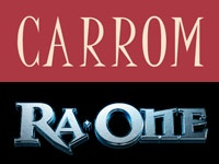 Review: Ra.One Genesis, Carrom MP (iPad)