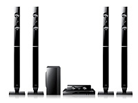 Review: Samsung HT-D555 DVD Home Theatre System