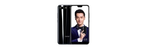 Huawei's Honor 10 Breaks Cover In China