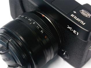 Review: Fujifilm X-E1 — A Retro-Style Compact Mirrorless Camera