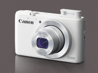 First Impression: Canon PowerShot S200