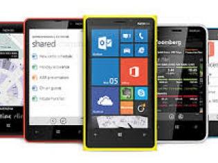 Top Five Nokia Smarthones