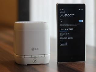 Review: LG Portable Speaker NP1540