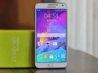 Review: Samsung Galaxy E7
