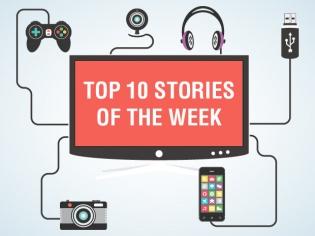 Top 10 Consumer Tech Stories Of The Week - Dec 3 to Dec 9