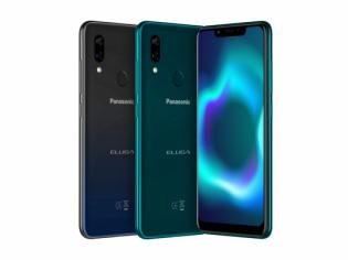 Panasonic Launches Eluga Ray 810 Smartphone